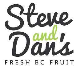 Sponsor Steve and Dans Fresh BC Fruit